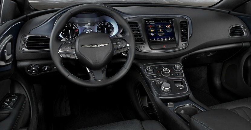 Android-Based Infotainment System in Chrysler