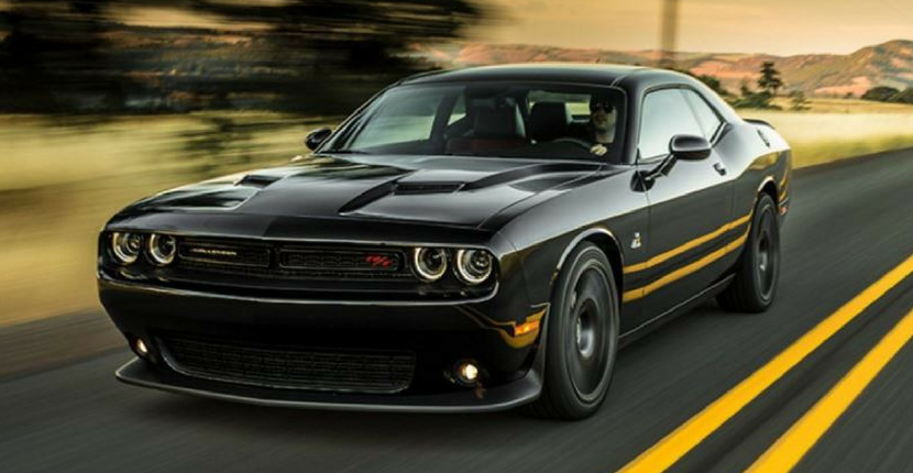 Here's Why The 2019 Challenger R/T Scat Pack 1320 Is The Muscle Car You've Been Waiting For