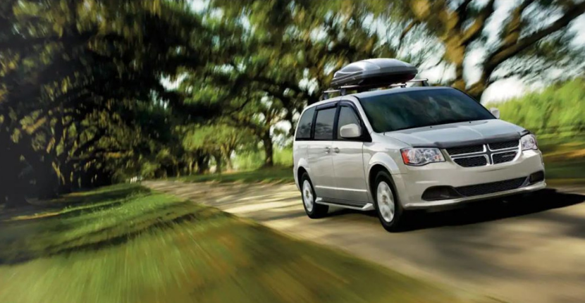 Safety Features in the 2019 Dodge Grand Caravan