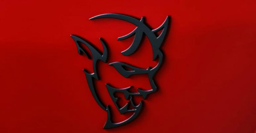You Won't Believe How the Dodge Demon Logo was Created