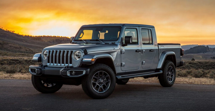 Jeep Gladiator: Truck of the Year
