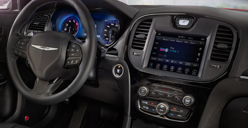 Chrysler UConnect