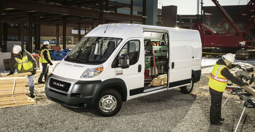 Browse the new features in the Ram ProMaster at Ray Ram in Fox Lake