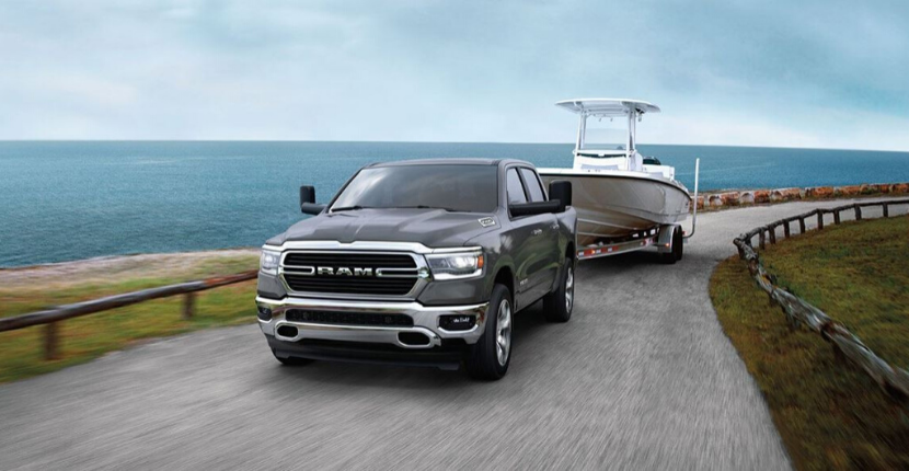 Find out how much exactly a 2020 Ram 1500 tow.