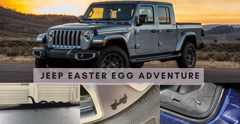 Here's Your Chance to Design the Next Jeep Easter Egg
