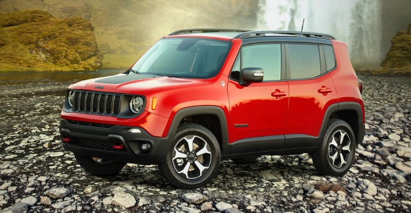 Jeep Renegade Jeepster Special Edition