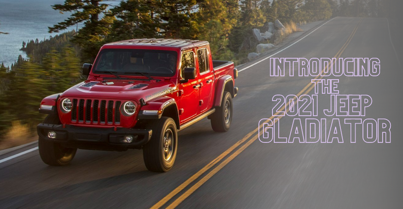 Check out the all-new 202 Gladiator at Ray Jeep