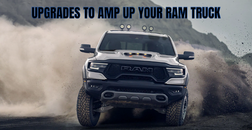 Ram Makes It Easy to Upgrade Your Truck
