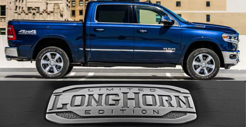 2021 Ram 1500 Longhorn 10th Anniversary Edition
