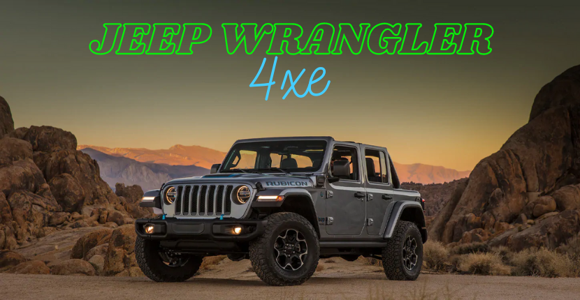 2021 Jeep Wrangler Plug-in Hybrid Is a New Breed of the Jeep SUV
