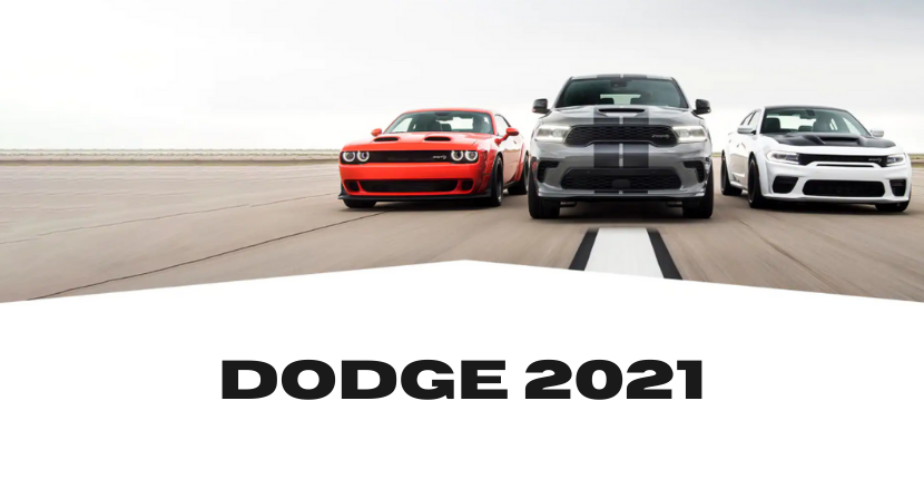 Why You Should Start 2021 With a Brand New Dodge