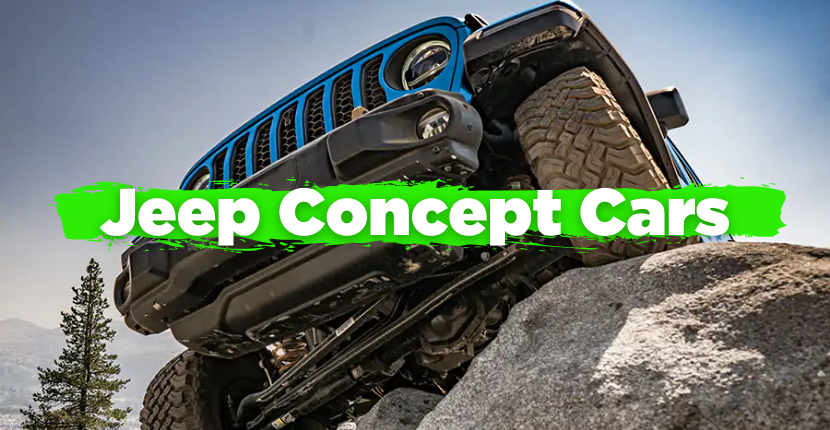 Check Out Jeep's Newest Concept Cars!