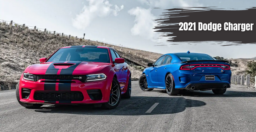 Difference Between the 2021 Dodge Charger Trims