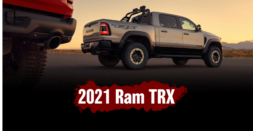 Look at Ram's New TRX!