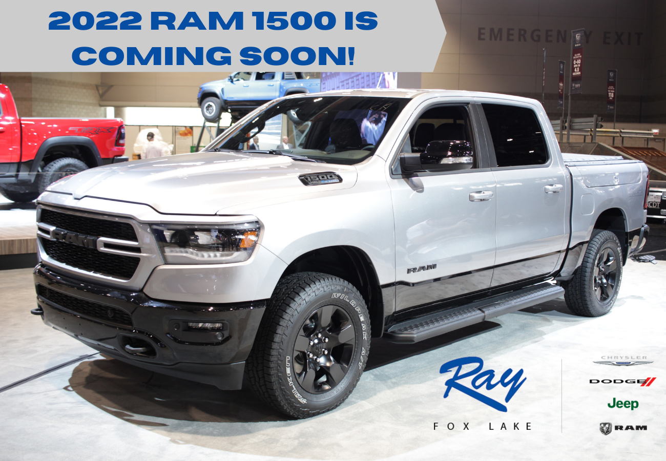 Get Ready For The 2022 Ram 1500