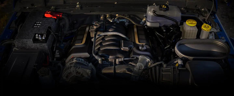 Jeep Wrangler 392 Engine