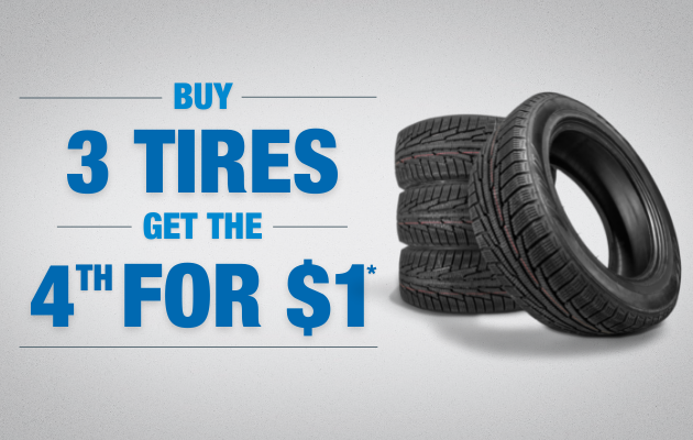 New Tire And Oil Change Specials Going On Now!